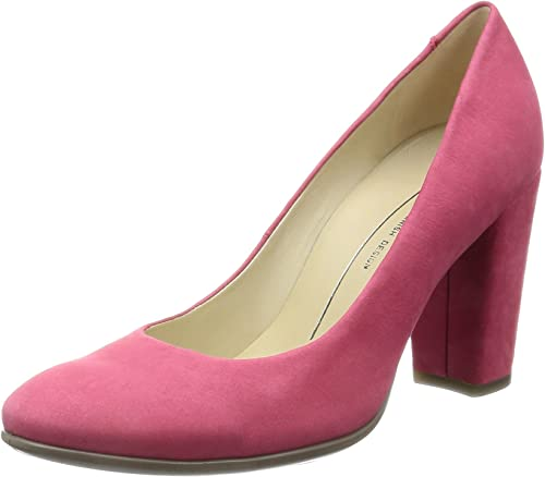 Ecco damen& 039;s damen& 039;s Shape 75 Block Heel Dress Pump, Raspberry, 36 EU 5-5.5 M US