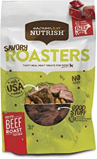 Rachael Ray Nutrish Savory Roasters Roast Beef Dog Teats 3oz Bag