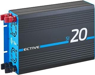 ECTIVE 2000W 24 V sinusomvormer naar 230V SI 20 met een zuivere sinusgolf in 7 varianten