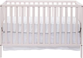 Suite Bebe Palmer 3 in 1 Convertible Crib Pastel Pink
