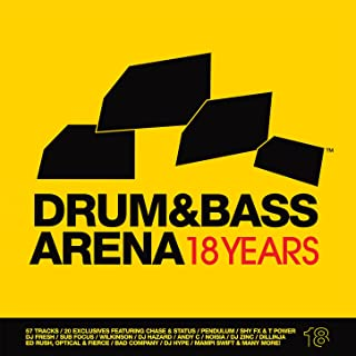 Best drum and bass arena 18 years Reviews