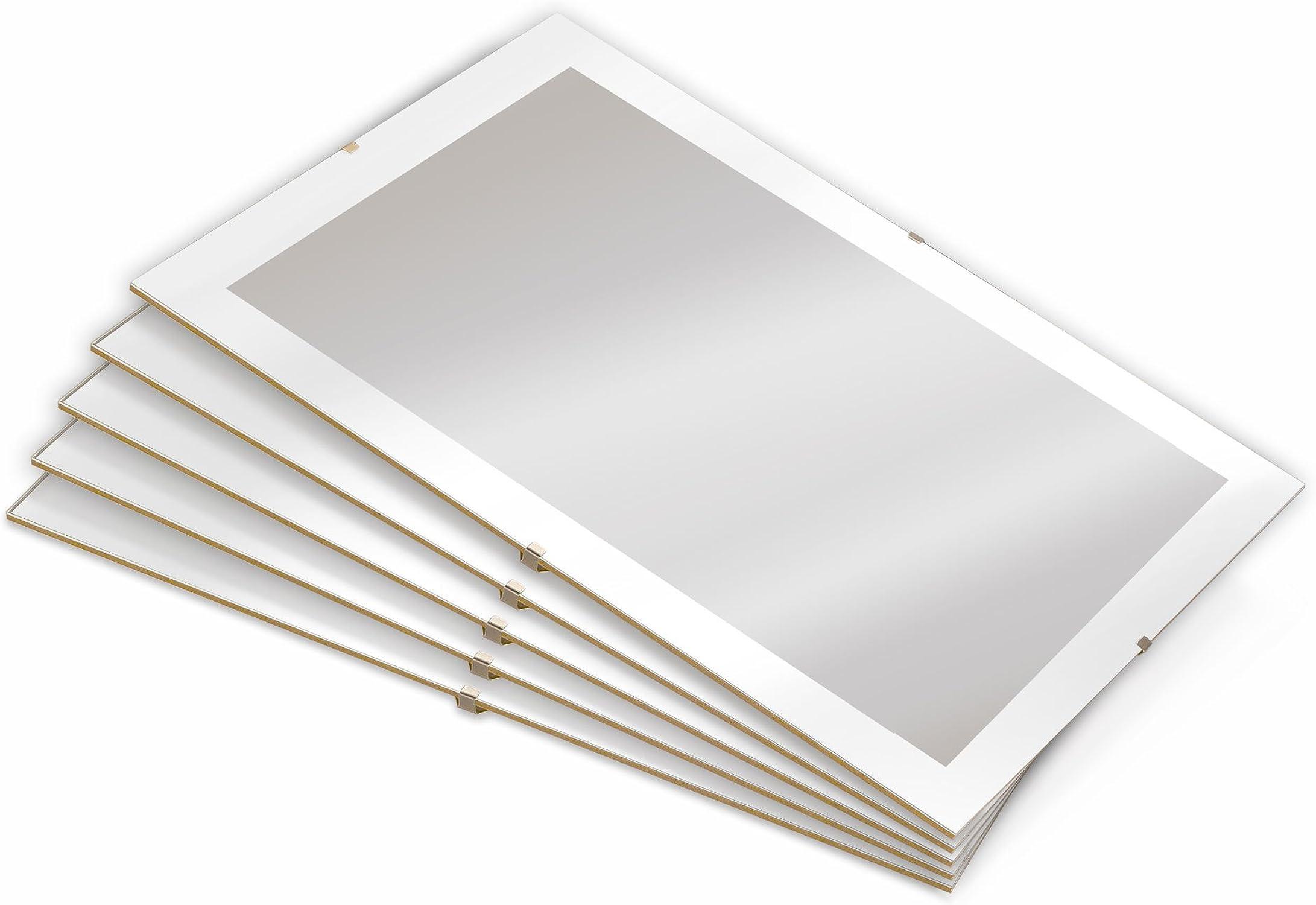 ofreciendo 100% Decorativo para marco de de de fotos póster  para el hogar y la oficina , acrílico, Pack of 5, 20 x 30 in  tienda en linea