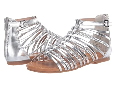 ALDO Kids Nydaullan (Little Kid/Big Kid) (Silver) Girl