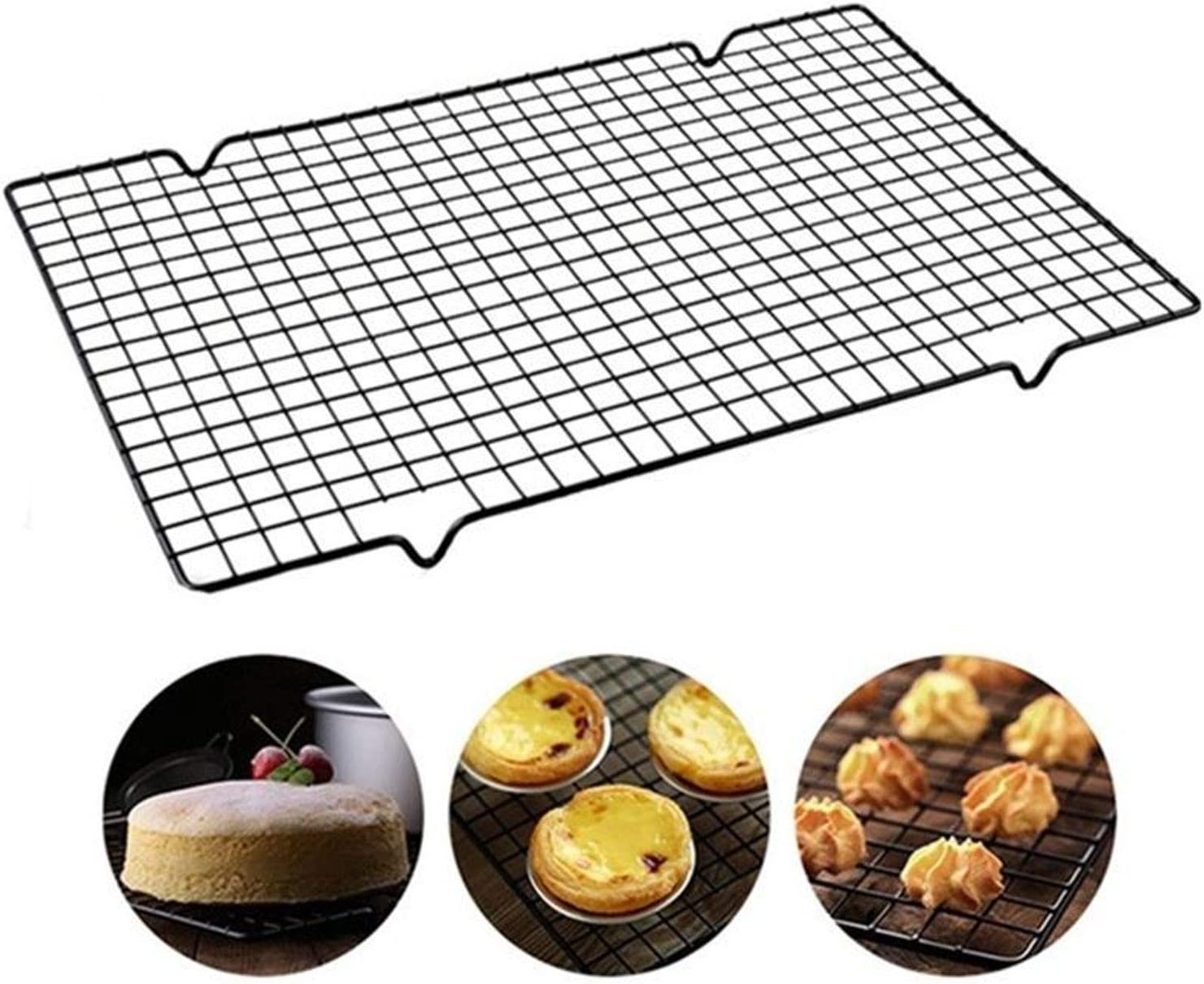BALAKI Cookie Sheets for Baking Stainless Steel NEW before selling Wir Nonstick Set A surprise price is realized