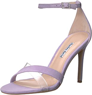 Charles David Women's Courtney Heeled Sandal lilac 10 M US