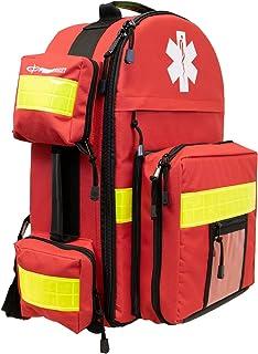 "Primacare KP-4183 Trauma Back Pack، 17 ""طول x 6"" عرض x 19 ""ارتفاع"