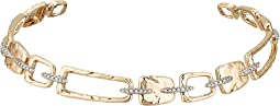 Alexis Bittar - Abstract Buckle Collar Necklace
