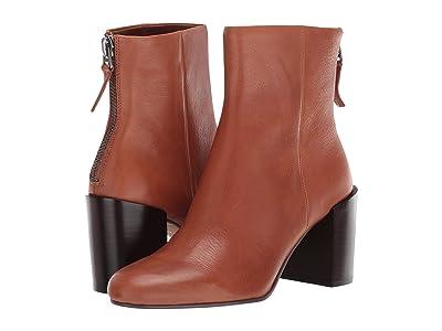 Dolce Vita Cyan (Cognac Leather) Women