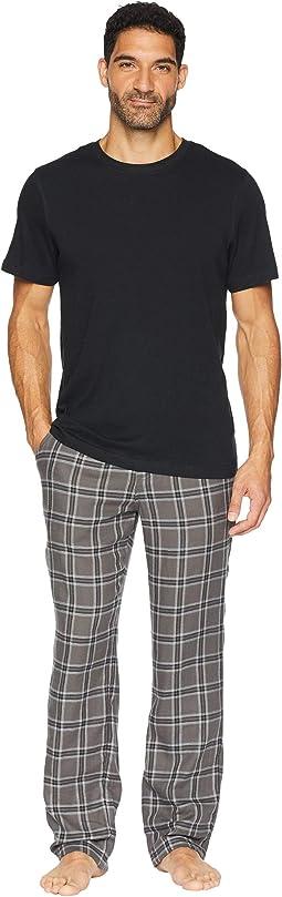 Grant Woven Sleepwear Set