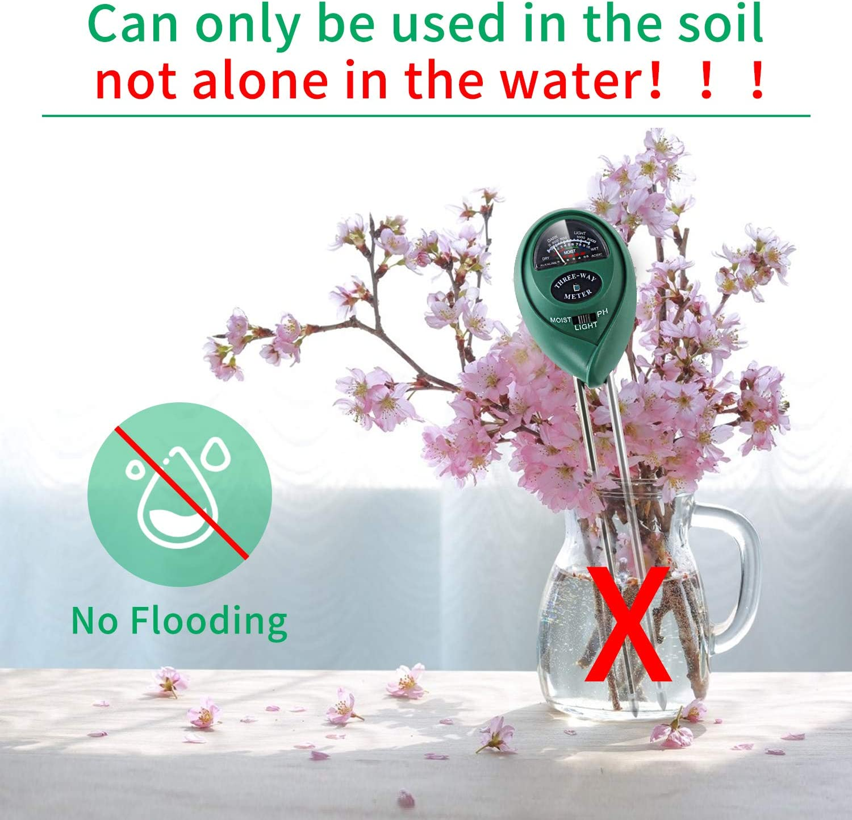 Alkey Soil Moisture MeterNot To Be Used In Water