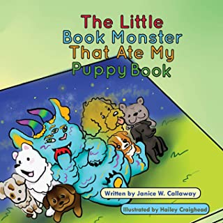 The Little Book Monster That Ate My Puppy Book
