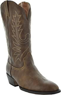 Country Love Boots Round Toe Women's Cowboy Boots W1001-1002