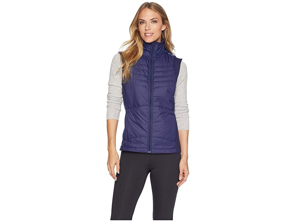 Brooks Cascadia Thermal Vest (Navy) Women