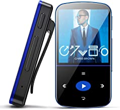32GB MP3 Player, Mibao MP3 Player with Bluetooth 4.1, HiFi Lossless Sound, Support FM Radio/Recordings/E-Book/Picture, Sup... photo