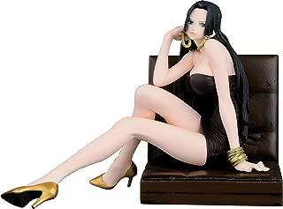 Banpresto One Piece Creator x Creator Boa Hancock II Action Figure (Black Dress Version)