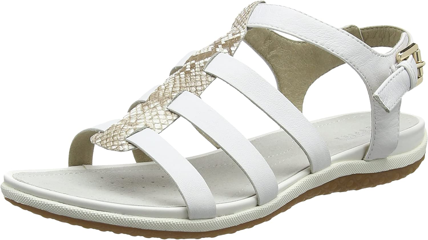 Geox Womens D Sandal Vega Fashion Sandals