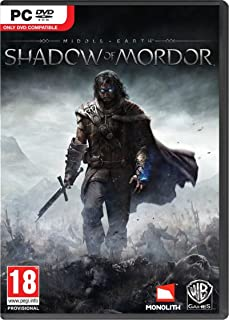 Middle-Earth: Shadow of Mordor (PC DVD) (輸入版)