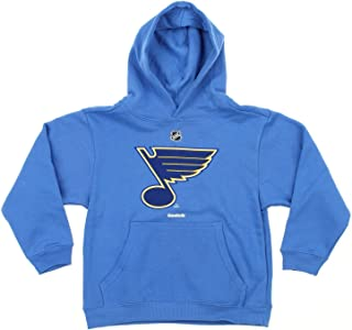 (X-Large (18-20), St. Louis Blues) - NHL Boys Youth & Kids (4-20) Primary Logo Pullover Hoodie