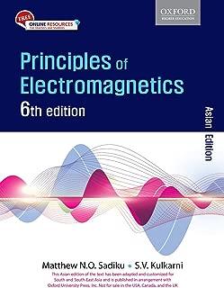 Principles Of Electromagnetics, 6/E
