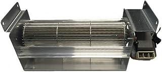 Motore Ventola tangenziale 503 mm Bocchetta 420x40 stufe a Pellet EMMEVI FERGAS nuovo codice 114615