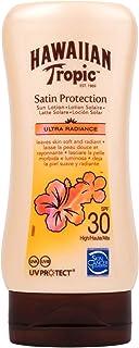 Hawaiian Tropic SATIN ultra radiance sun lotion SPF30 180 ml