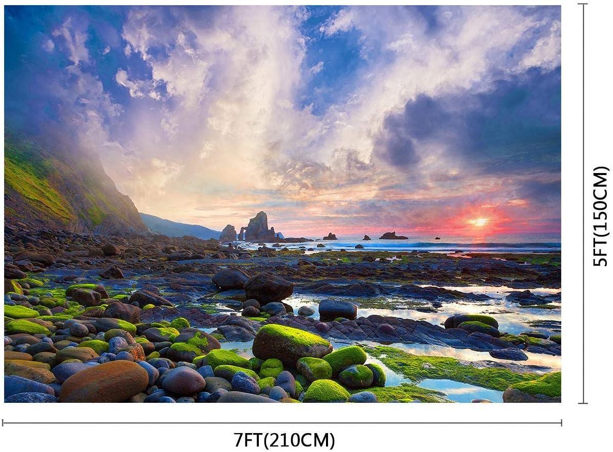 10x6.5ft Nature Scenery Background Bridge Photography Backdrop Photo Studio Props HXFU092