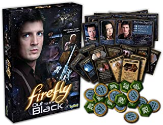 Gale Force Nine Firefly Out to The Black Card Game