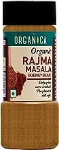 Organica Organic Rajma Masala Spice, 75g USDA Certified