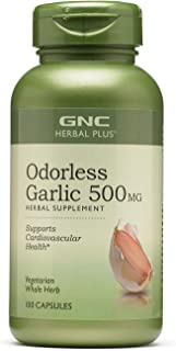 Best gnc garlic tablets Reviews
