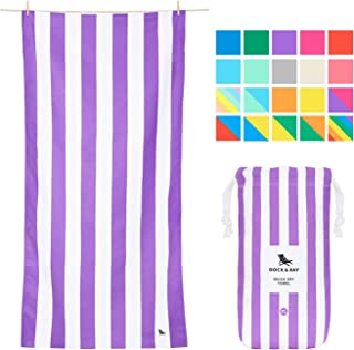 Best purple striped towels Reviews