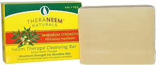 Thera Neem Maximum Strength Neem Oil Soap Organix South 4 oz Bar Soap