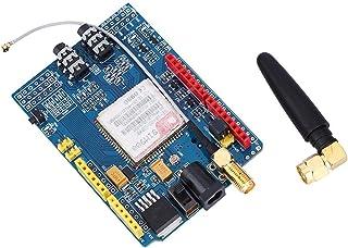 SIM900, GPRS/GSM Shield, GPRS/GSM Shield Módulo de cuatro bandas Módulo de placa duradero apto para suministros industrial...