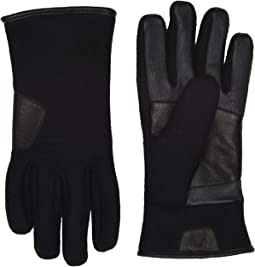 Fabric & Leather Tech Gloves