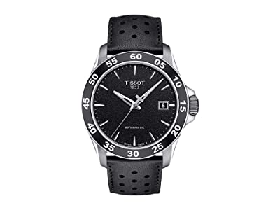 Tissot V8 Gent Auto T1064071605100 (Black) Watches
