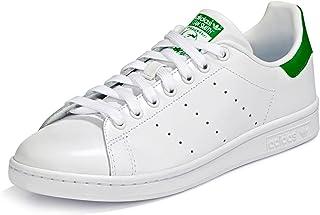 Adidas Originals Adidas Stan Smith M20324, Sneaker Basse Homme, FTWR White/Core White/Green, 40 EU