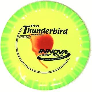 Innova Discs I-Dye Pro Thunderbird Distance Driver (Colors Will Vary)