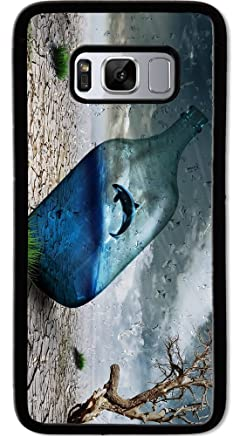 For Samsung Galaxy S8 PLUS - Whale Oasis Case Phone Cover