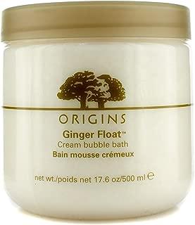 Origins Ginger Float Cream Bubble Bath 17.6 Ounce