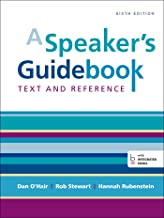 speaker's guidebook o hair 5th edition