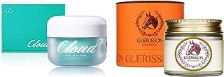 Guerisson 9 Complex Cream 70g +Cloud 9 Whitening Cream 50ml (Total 2pcs Set)