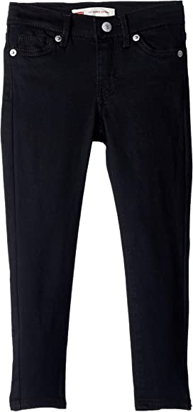 0999e374f397 710 Brushed Twill Super Skinny Jeans (Little Kids). Levi s® Kids