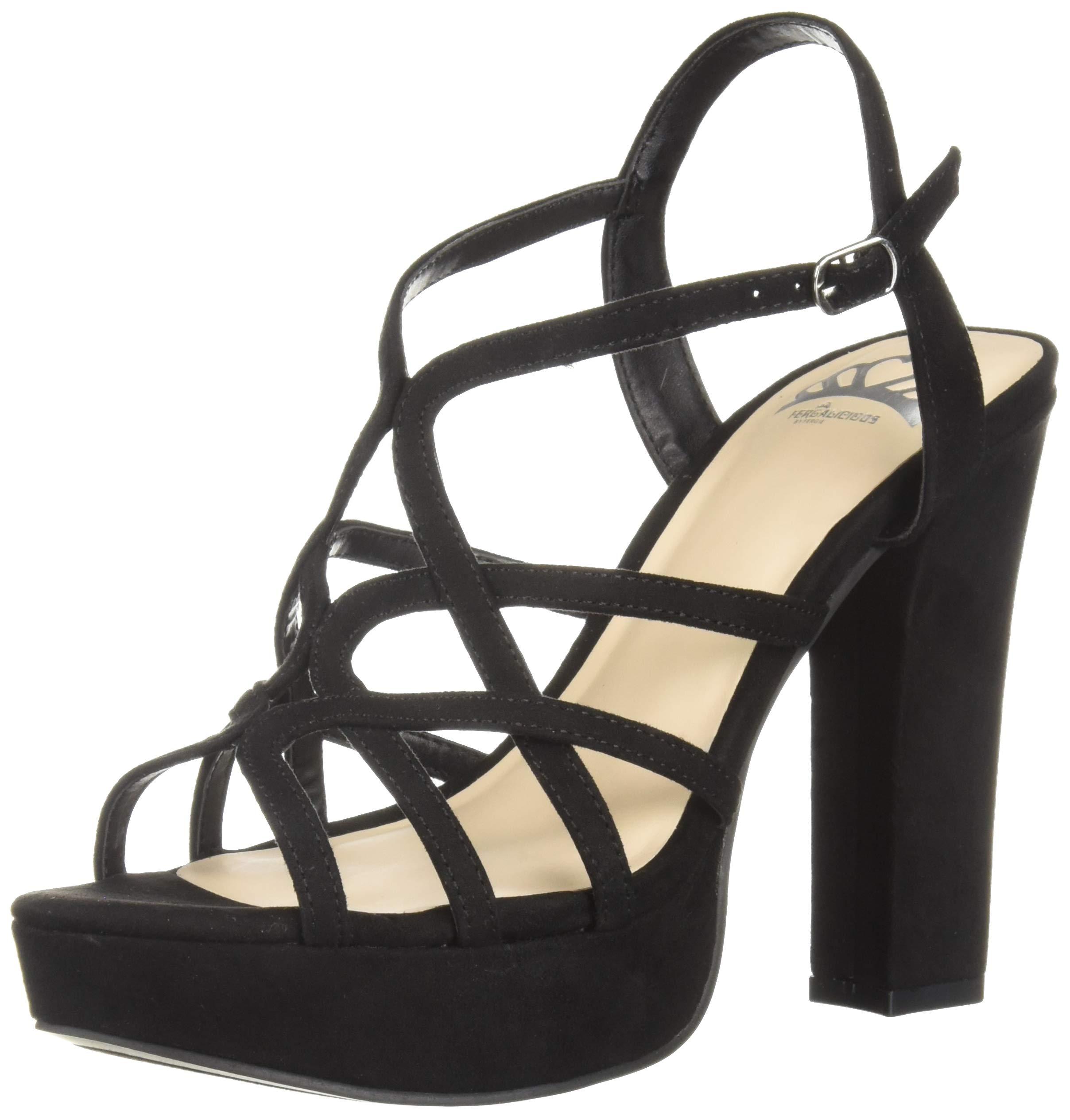 Fergalicious Womens PRISCELLA Heeled Sandal
