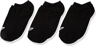 adidas, Trefoil Liner, Calcetines Unisex Adulto, (Pack de 3)