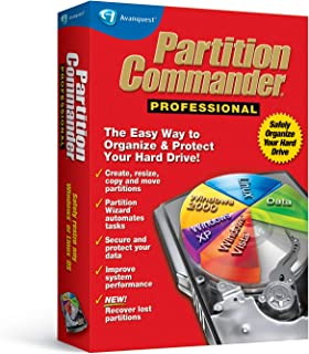 Partition Commander