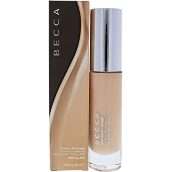 Becca Ultimate Coverage 24-hour Foundation, Porcelain, 1.01 Ounce