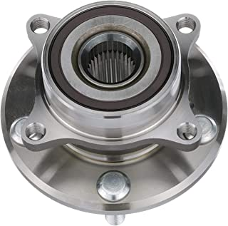 NSK 66BWKH25 Wheel Bearing and Hub Assembly