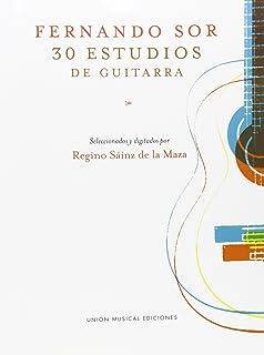 30 Estudios De Guitarra