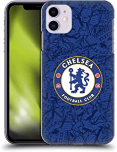 Head Case Designs Officially Licensed Chelsea Football Club Home 2019/20 Kit Hard Back Case Compatible with Apple iPhone 11
