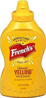 Frenchs, Yellow Classic Mustard, 14 oz