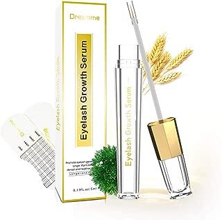Eyelash Growth Serum, Dreamme Eyebrow Serum with Growth -Eyelash Conditioner -Brow Enhancer -Lash Boost Enhancer For Longer Lashes And Eyebrows